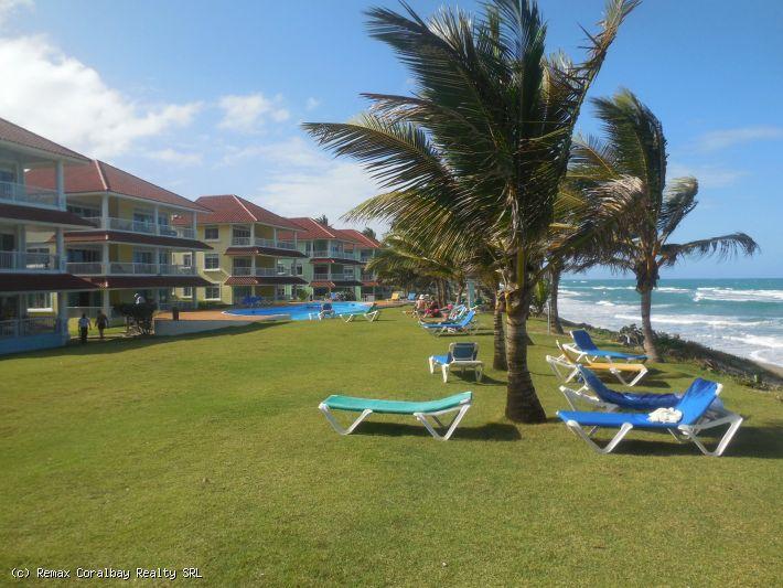 Cabarete Beachfront Two Bedroom - Bargain Price & Financing!