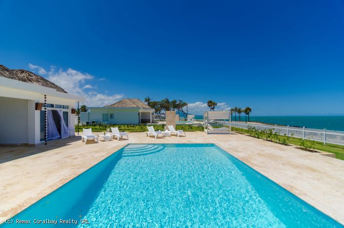 Carefree Living: NEW Oceanfront Villas with 30 Year Financing!!!