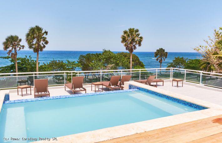 Sleek & Modern New Beachfront Condo