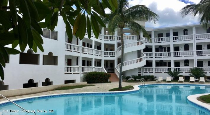 Ocean view apartment ...$US 119,000