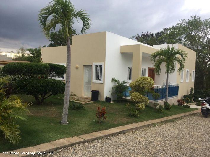 Lovely 3 bedroom house in Sosua $US185000