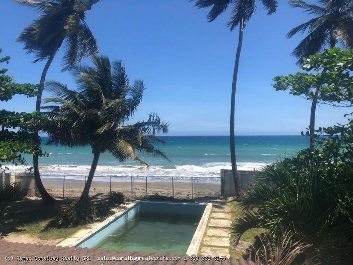 The Beachfront House 200,000 XNUMX $ US